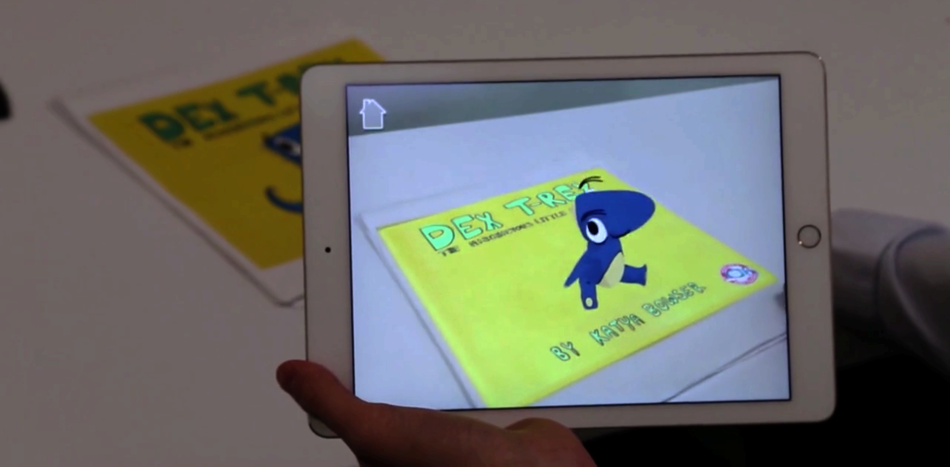 AR Pop-Up Books